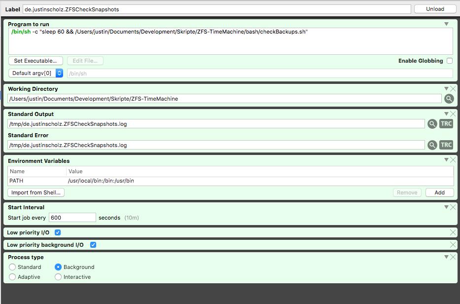 An extensive ZFS setup on MacOS – Yep